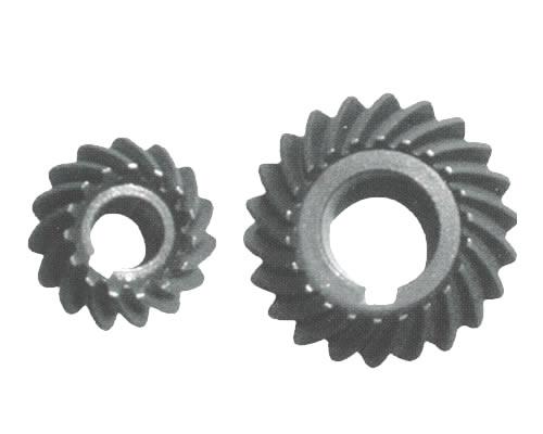 介绍螺旋伞齿轮的传动限制与齿形加工方法