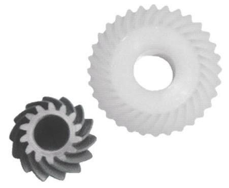 小模数螺旋锥齿轮使用时的注意事项